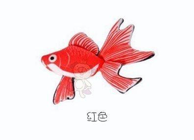 48小時出貨 寵喵樂 魚你同在一起《仿真小金魚 貓玩具》新鮮魚獲 魚魚內含貓薄荷 約15cm 2