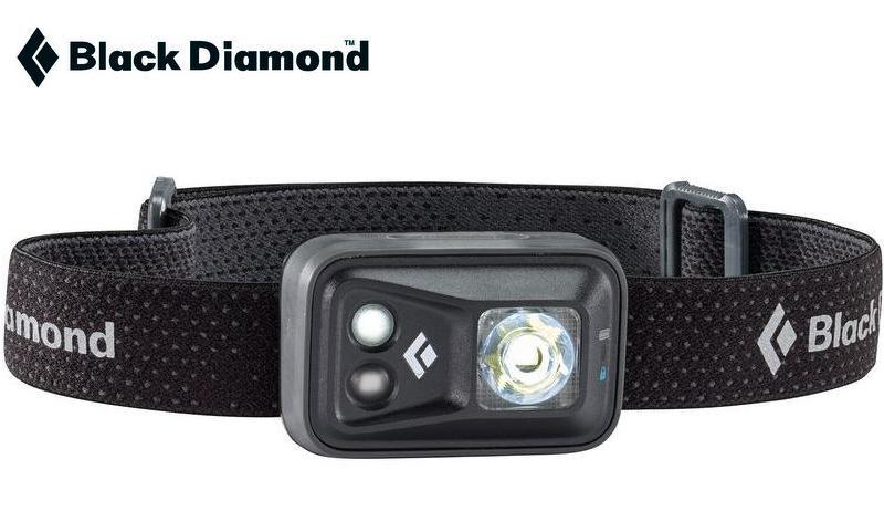 Black Diamond 頭燈/led頭燈/背包客/健行/登山 Spot 防水LED頭燈 200流明高亮度 BD 620621 黑