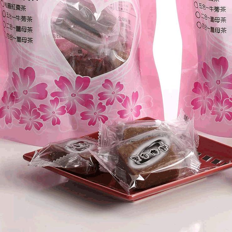 【黑金傳奇】純黑糖茶(大顆,455g) 4