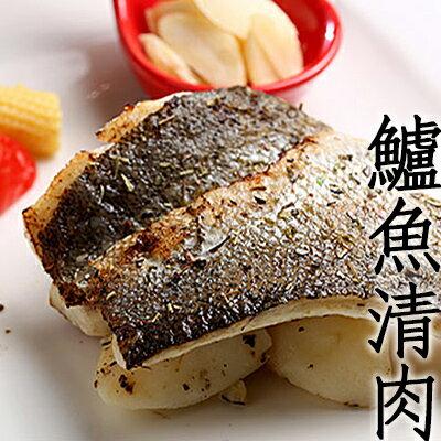 ㊣盅龐水產 ~鱸魚清肉350  450~鱸魚排 石斑 350~450g  片 零售 190