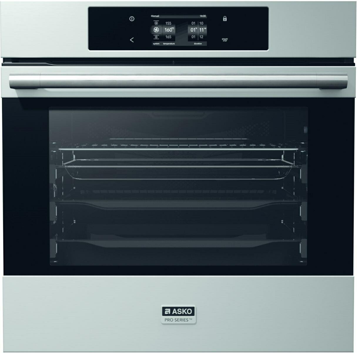 ASKO 瑞典賽寧 OP8676S 嵌入式熱解烤箱【零利率】 ※熱線07-7428010