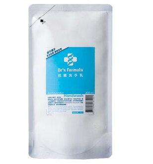 【購購購】台塑生醫 Dr's Formula 抗菌洗手乳 補充包 400ml