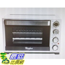 [COSCO代購 如果沒搶到鄭重道歉] 惠而浦32公升旋風烤箱 (WTO320DB) W106380