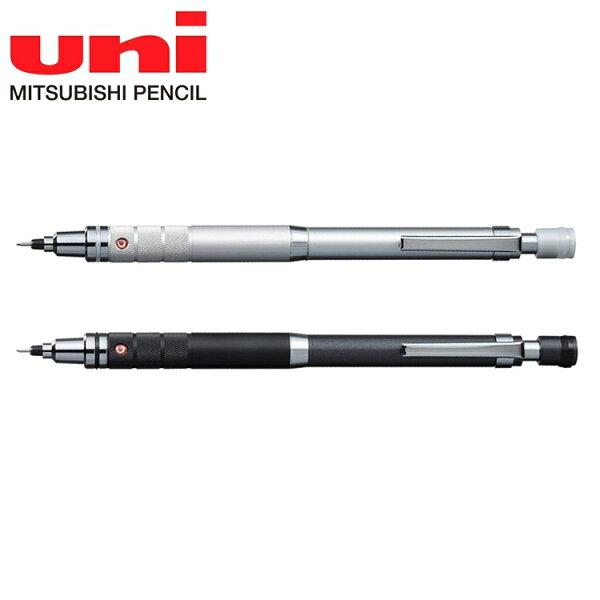 又敗家@日本UNI第三代KURUTOGA旋轉自動鉛筆M5-1017三菱0.5mm鉛筆自動筆360度轉轉筆低重心不昜斷芯