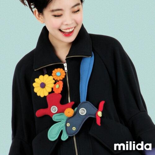 【Milida,全店七折免運】-秋冬單品-項鍊飾品-盛宴