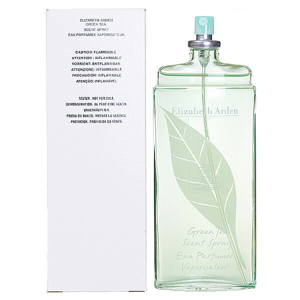 Elizaeth Arden Green Tea 雅頓綠茶中性淡香水 100ml ^(te