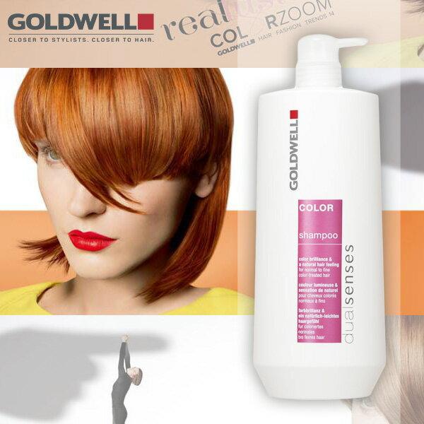 歌薇 GOLDWELL 光感洗髮精 1500ml §異國精品§ 另有 萊雅 L'OREAL 專業染後護色洗髮精