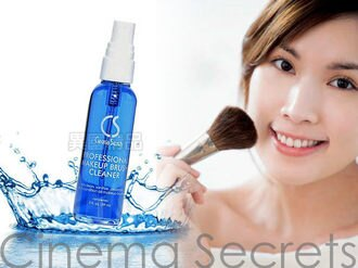 好萊塢的秘密CINEMA SECRETS專業刷具/假睫毛洗潔液 2oz 可超取【特惠中】§異國精品§