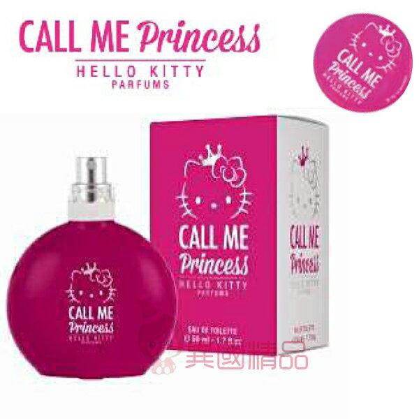 Hello Kitty 凯蒂公主淡香水 50ml 可超取 【特价】§异国精品§