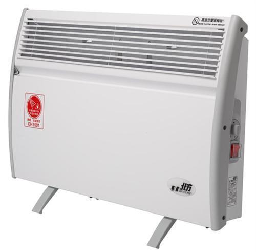 歐洲進口 北方 第二代防潑水浴室、房間兩用環流電暖器 CN1500 / CN-1500 (CH1501後續機種)