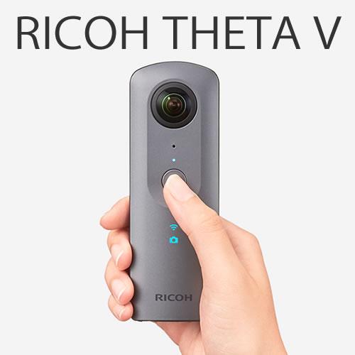 日本RICOH THETA V全景360 / 夜拍神機 / 自拍攝影機 / 自拍機 / 3214-PEN-0001。共1色-日本必買 日本樂天代購(51545*0.3) 0