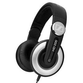 <br/><br/>  志達電子 HD205 SENNHEISER HD-205 頭戴全罩式高傳真立體耳機 宙宣公司貨<br/><br/>