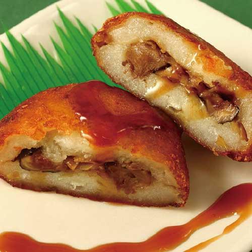 香菇烤馬薯(鹹) 1