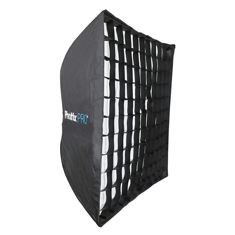 ~相機 ~ Phottix Pro 網格 易折疊 簡易 折傘式 柔光箱 無影罩 90x90