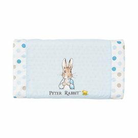 奇哥-花園比得兔乳膠健康枕(附枕套)(藍)938元*美馨兒*