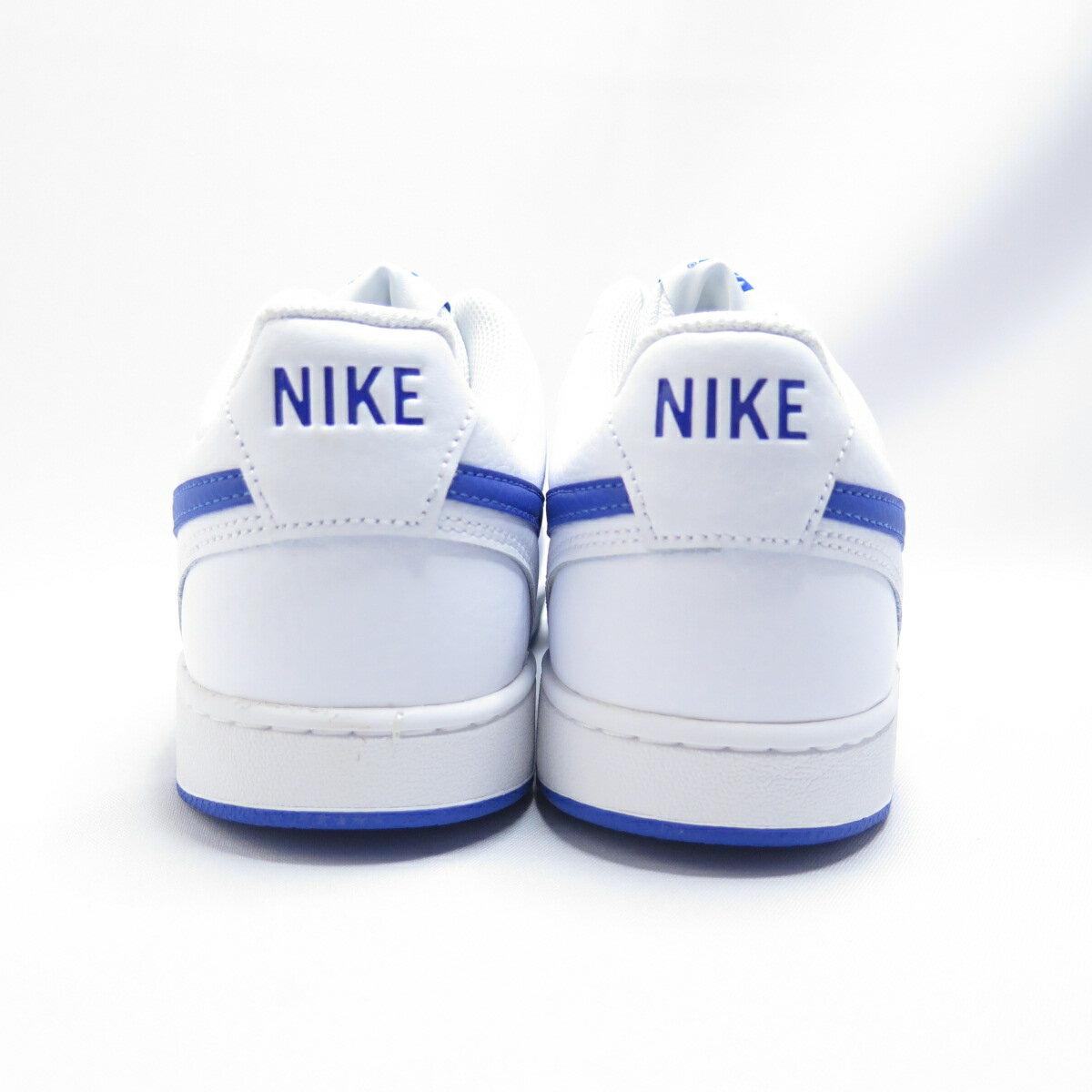NIKE COURT VISION LO 男款 休閒鞋 CD5463103 白藍【iSport 愛運動】