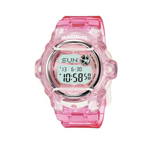 CASIOBABY-G水上奔放防水200米運動腕錶BG-169R-4CDR