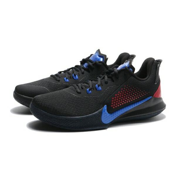 NIKE 籃球鞋 KOBE MAMBA FURY EP 黑藍 紅點點 耐磨 氣墊 男 (布魯克林) CK2088-004