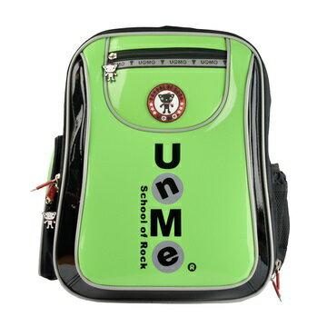 <br/><br/>  X射線【Cg3234】UnMe護脊造型鏡面彈性肩帶後背書包(綠)3234台灣製造,開學必備/護脊書包/書包/後背包/背包/便當盒袋/書包雨衣/補習袋/輕量書包/拉桿書包<br/><br/>