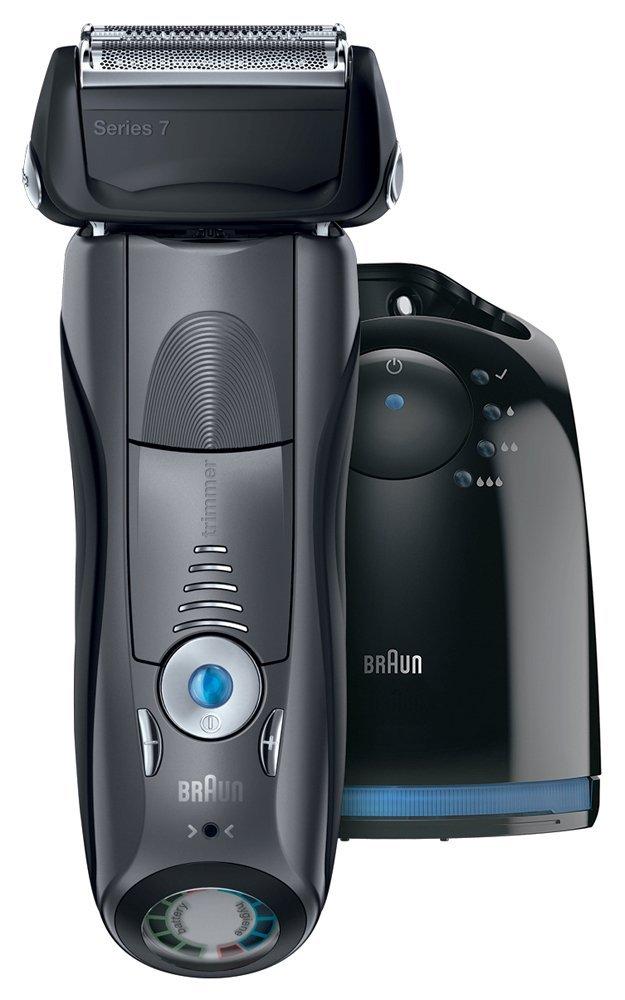 全新德國百靈 Braun 790CC-4 電動刮鬍刀 Series7 790cc 電鬍刀 (含清洗液)