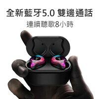 魔宴 Sabbat X12 pro 5.0 藍芽耳機 迷你藍芽耳機 水轉沾染工藝 藍芽5.0芯片-ONEWAY玩味生活-3C特惠商品