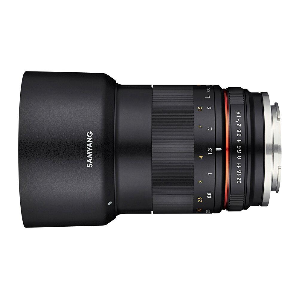 SHOPRO 購物行家 ..  SAMYANG 三陽 85mm F1.8 ED UMC CS APS-C 手動 微單眼鏡頭 EOSM M43 SONY E 正成公司貨 一年保固