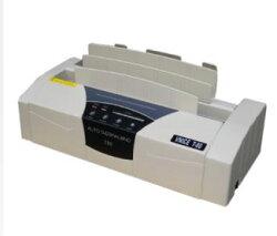 【歐菲斯辦公設備】Vnice 桌上型電子式膠裝機 自動抖紙 自動夾本 省電 節能 散熱快  T-80
