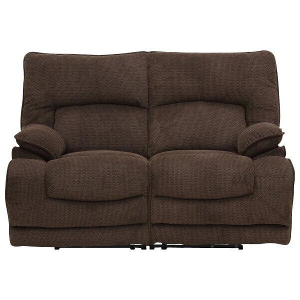 ◎布質2人用電動可躺式沙發 HIT 804 DBR NITORI宜得利家居 2
