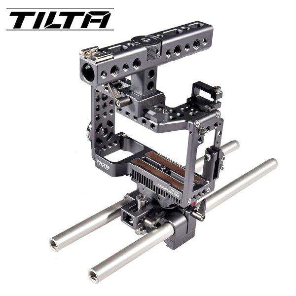 ◎相機專家◎TILTA鐵頭ES-T27A6系列鐵籠遮光斗提籠微電影A6300A6500公司貨