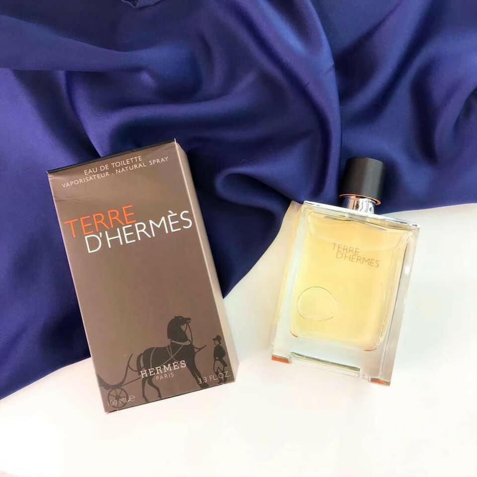 HERMES Terre d Hermes 愛馬仕大地男性淡香水 30ML/50ML/100ML
