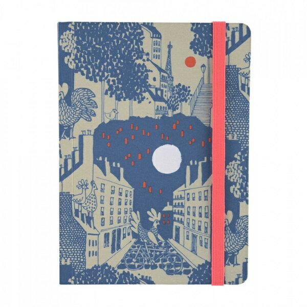 《法國 La Cocotte Paris》巴黎小散步隨身筆記本Belleville 1