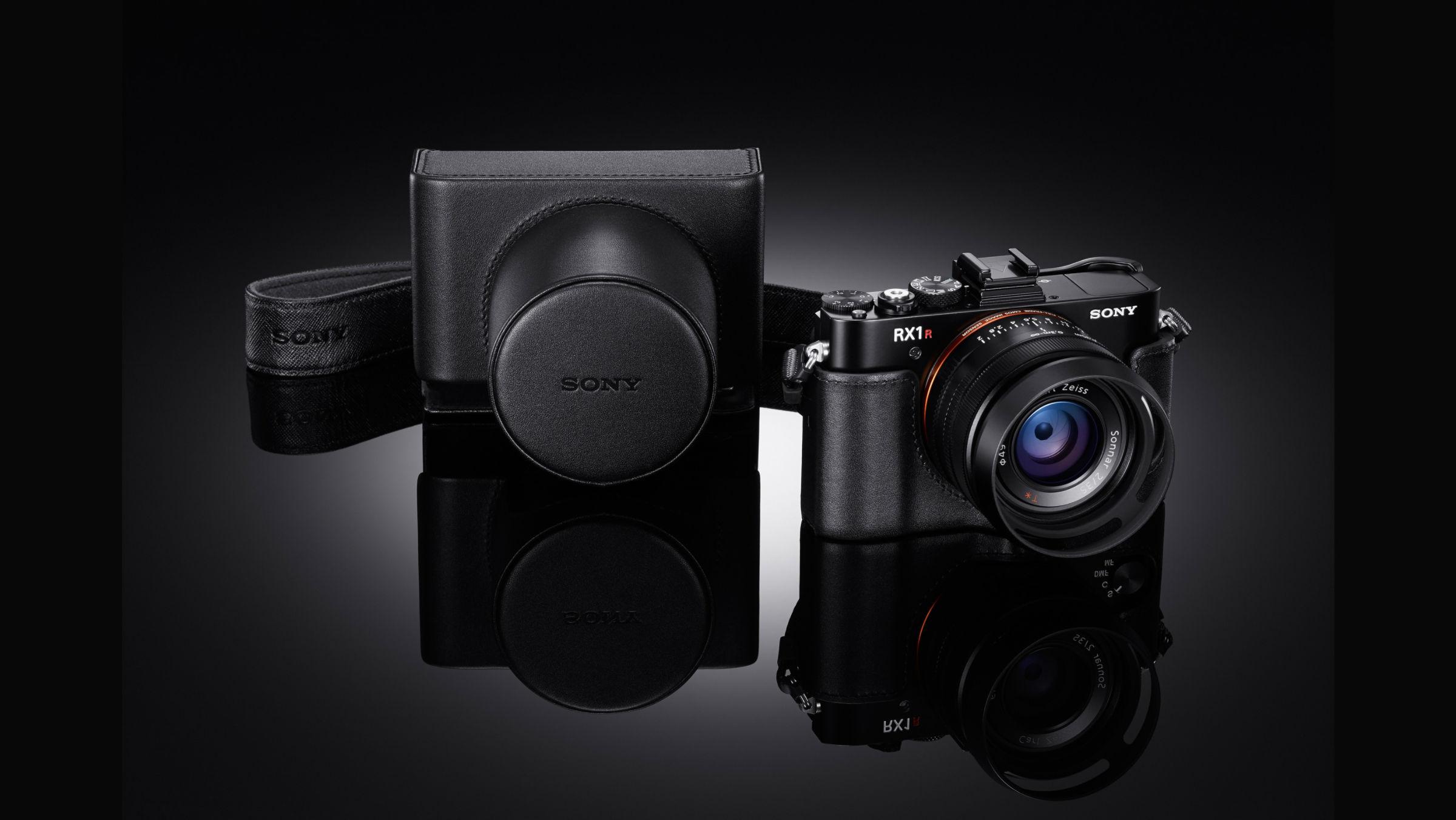【新博攝影】Sony LCJ-RXH RX1RM2專用皮套 (分期0利率;台灣索尼公司貨)
