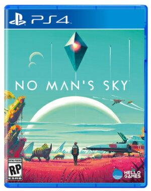 中 8月9日發售 亞洲中文版  普遍級  PS4 No Man Sky