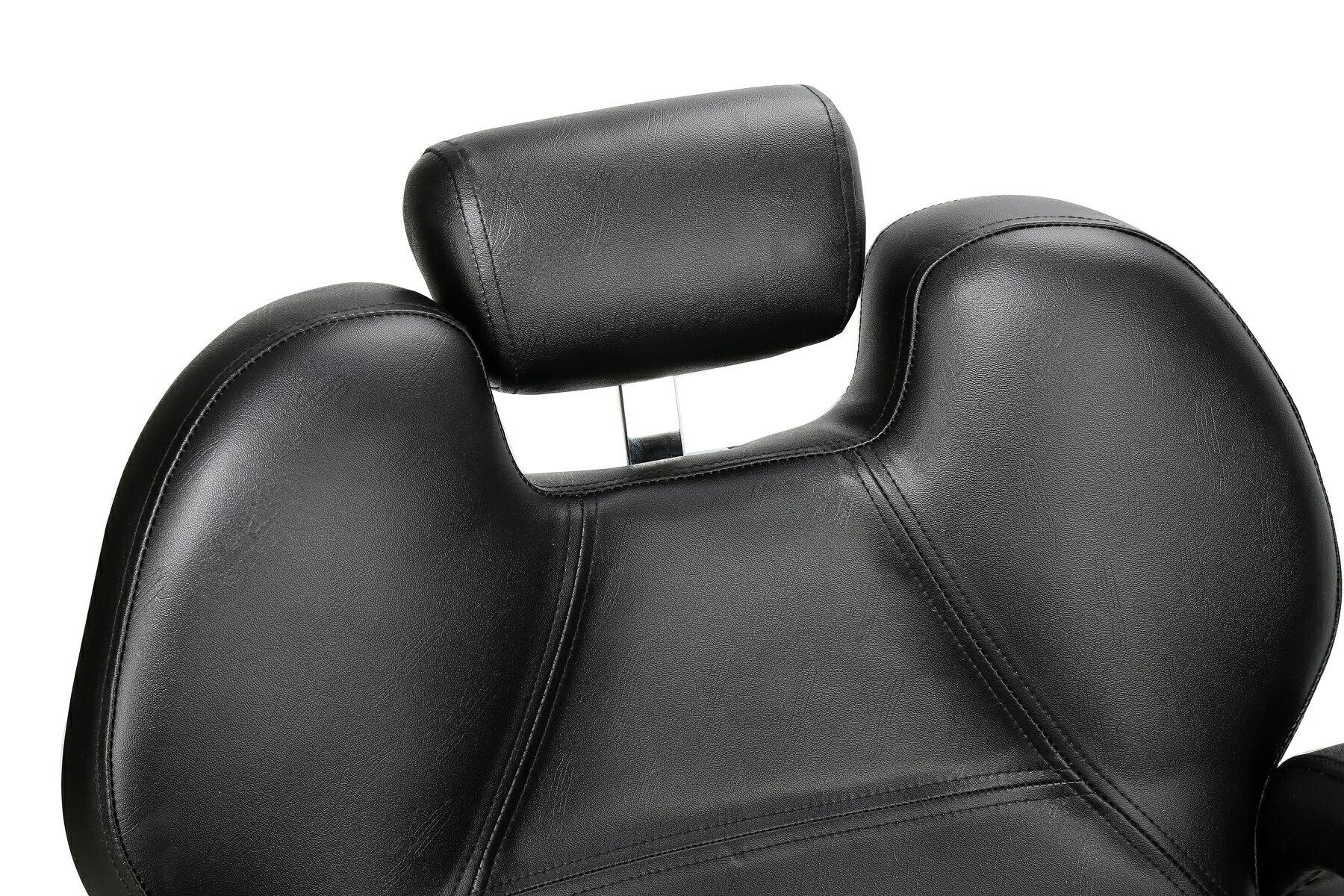BarberPub All Purpose Hydraulic Recline Salon Beauty Spa Styling Barber Chair Black 4