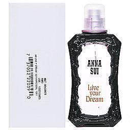 香水1986☆Anna Sui 紫色安娜蘇同名女性淡香水 50ML TESTER