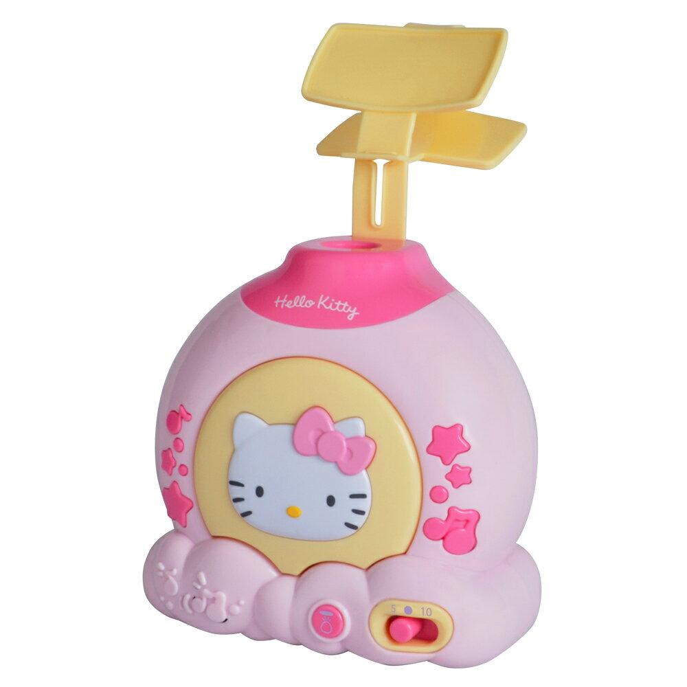 【麗嬰房獨家】Hello Kitty 投影音樂鈴