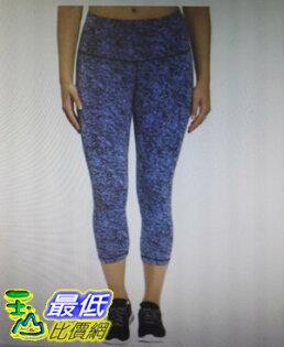[COSCO代購如果售完謹致歉意]W7554433女運動緊身七分褲(多種顏色尺寸選擇)
