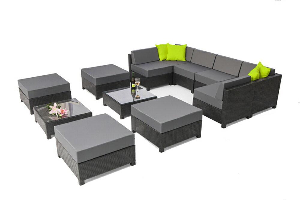 mcombo   Rakuten: mcombo 12 pcs Luxury Wicker Patio Sectional Indoor ...