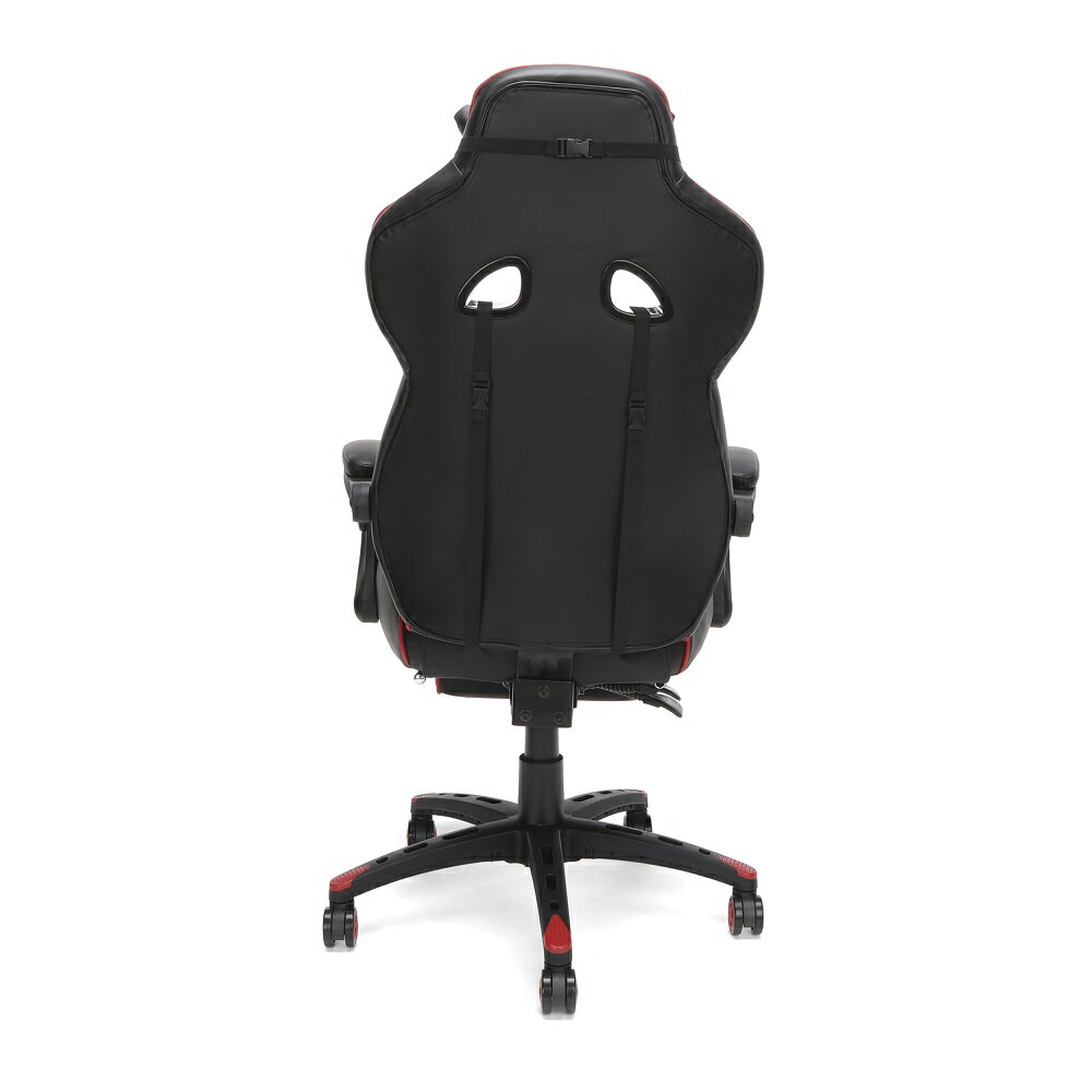 RESPAWN-110 Racing Style Gaming Chair - Reclining Ergonomic Leather Chair with Footrest, Office or Gaming Chair (RSP-110) 6