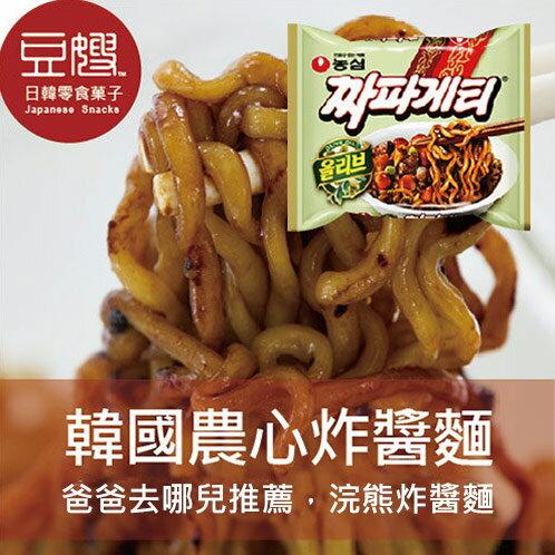 【豆嫂】韓國泡麵 韓國農心炸醬麵★2/15~2/20超取正常出貨