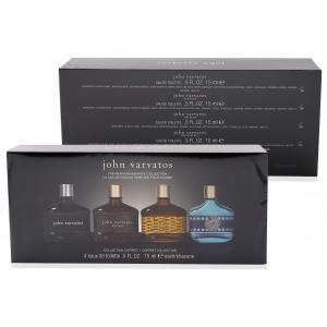 John Varvatos約翰瓦維托 工匠系列淡香水四入禮盒