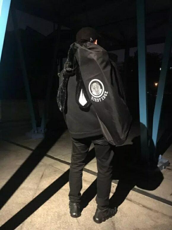 BIRDYEDGE 原廠滑板 側背包 後背包 滑板包【迪特軍】 1