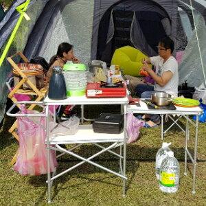美麗大街【106040614】TNR高CP值露營行動廚房[媲美市價萬元款]