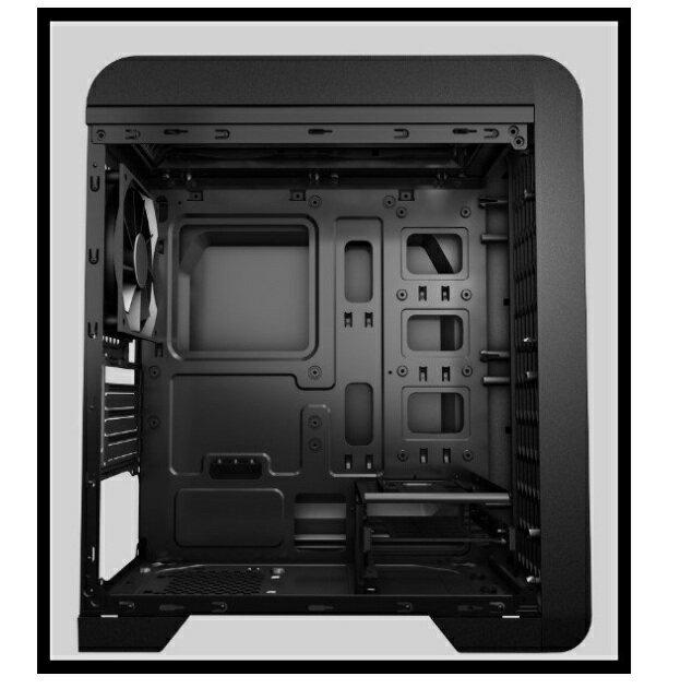 機殼 Aero cool QS-240 電腦機殼 桌上型電腦 / 機殼 / 風扇 3