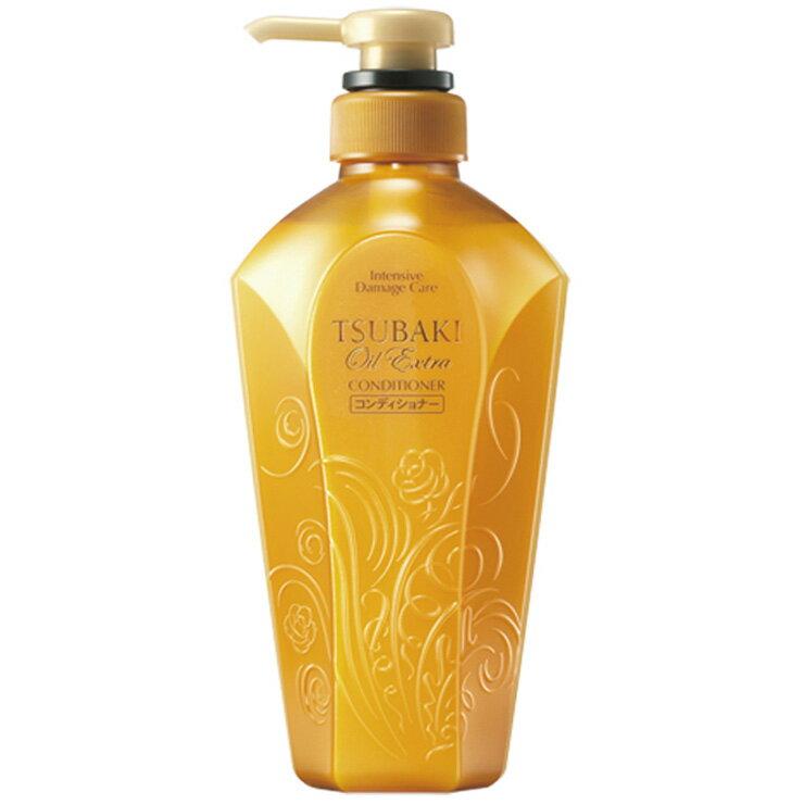 TSUBAKI 思波綺 極上精油極緻修護潤髮乳 450ml