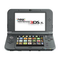 Nintendo New 3DS XL Handheld Video Game Console System - Black