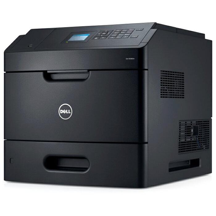 Dell B5460DN Laser Printer - Monochrome - 1200 x 1200 dpi Print - Plain Paper Print - Desktop - 63 ppm Mono Print - 650 sheets Standard Input Capacity - 275000 Duty Cycle - Automatic Duplex Print - Ethernet - USB 3