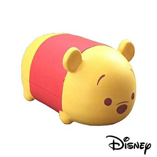 小熊維尼款【日本進口】Tsum Tsum 疊疊樂 車子造型 擺飾 玩具 迪士尼 Disney - 526725