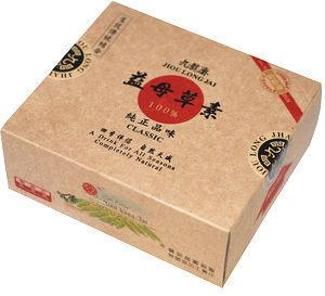 九龍齋 益母草素膏(盒)30公克*16包 [橘子藥美麗]