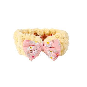珊瑚絨吸水髮帶 / 兩色可選 1